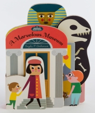 A Marvelous Museum (Bookscape Board Books)