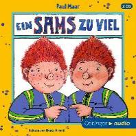 Ein Sams zu viel (2 CD)