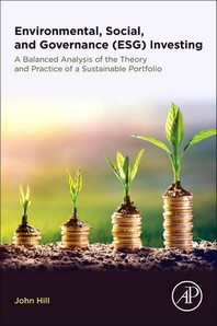 Environmental, Social, and Governance (Esg) Investing