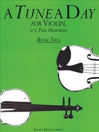 A Tune a Day for Violin, Book Two