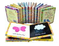 Babys Very First Books Set (Boardbook 10종+1CD)