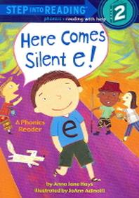 Here Comes Silent e STEP into READING 2