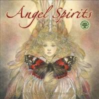 Angel Spirits 2019 Wall Calendar