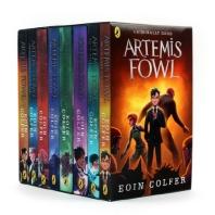Artemis Fowl Box Set (전8권)
