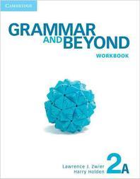 Grammar and Beyond Level 2 Workbook a