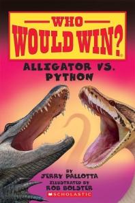 Alligator vs. Python (Who Would Win?), Volume 12
