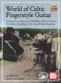 World of Celtic Fingerstyle Guitar Book/DVD Set