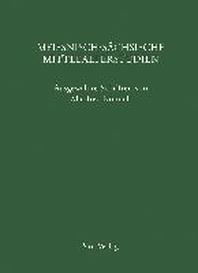 Meissnisch-saechsische Mittelalterstudien