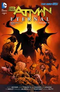 뉴 52! 배트맨 이터널 Vol. 3