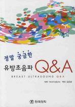 정말 궁금한 유방초음파 Q&A