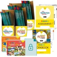 픽션논픽션 리더스(Fiction Time for Kids Nonfiction Readers) Level 1 세트 L1.0~1.9