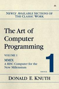 Art of Computer Programming, Fascicle 1