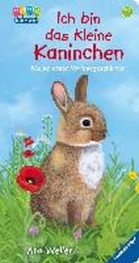 Ich bin das kleine Kaninchen: Meine erste Vorlesegeschichte