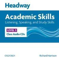 Headway Academic Skills 2E Listening and Speaking 3 CD (3)