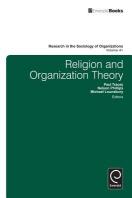 Religion and Organization Theory