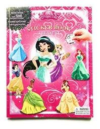 Disney Sticker DLX Princess