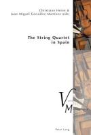 The String Quartet in Spain