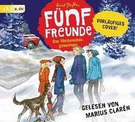 Fuenf Freunde und das Weihnachtsgeheimnis
