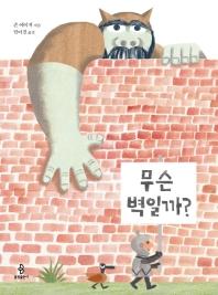 무슨 벽일까?