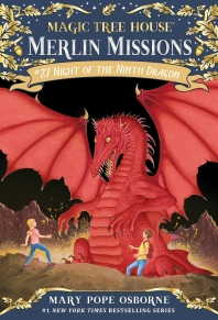 Merlin Mission #27:Night of the Ninth Dragon