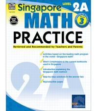 Math Practice, Grade 3 Level 2A