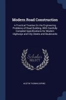 Modern Road Construction