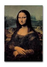 재원브로마이드. 5: 레오나르도 다빈치/모나리자