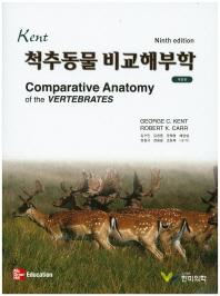 Kent 척추동물 비교해부학