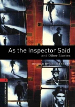 As the Inspector said and Other Stories (Audio CD Pack)
