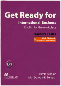 Get Ready for International Business Level. 2 TB(B1)(Paperback)