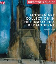Modern Art Collection in the Pinakothek Der Modern