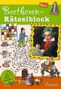 Mein Beethoven-Raetselblock