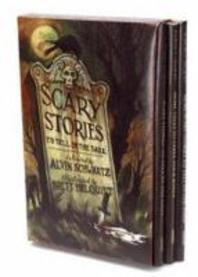 Scary Stories Box Set