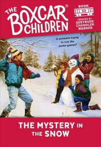 The Mystery in the Snow, 32