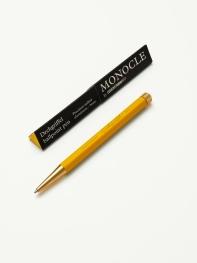 모노클 트위스트 볼펜 옐로우(Monocle Drehgriffel Yellow)