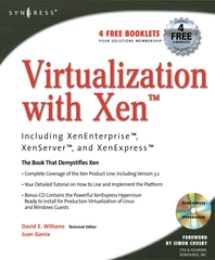 Virtualization with Xen(tm)  Including XenEnterprise, XenServer, and XenExpress