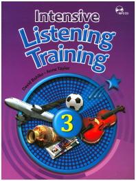lntensive Listening Training. 3