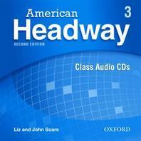 American Headway 3(CD 3장)