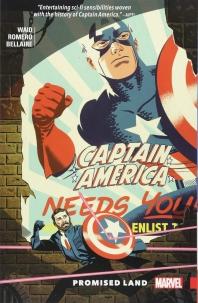 Captain America by Mark Waid