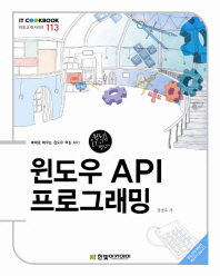 윈도우 API 프로그래밍