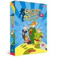 New Geronimo Stilton(제로니모 스틸턴) 1집 세트(DVD)