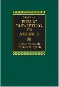 Public Budgeting in America