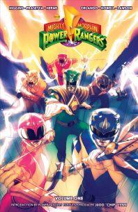 Mighty Morphin Power Rangers Vol. 1, 1