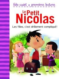 Le Petit Nicolas, Vol. 3. Les filles, c'est dr?lement compliqu? !