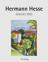 Hermann Hesse 2020. Kunstkarten-Einsteckkalender
