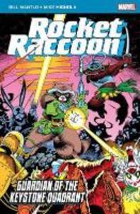 Rocket Raccoon:Guardian Keystone Quadran