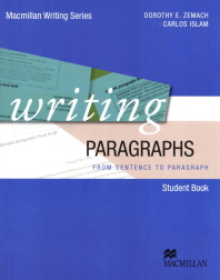 Writing Paragraphs(Student Book)