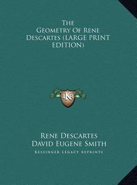 The Geometry of Rene Descartes