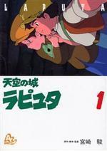 天空の城ラピュタ アニメ-ション 1