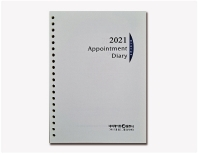 Appointment Diary(2021)(20공 리필)